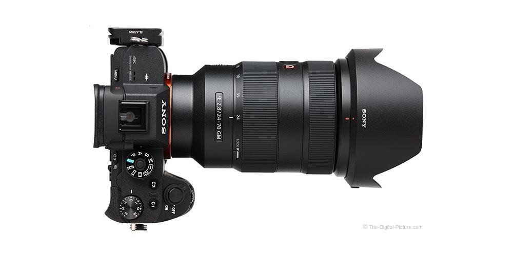 Sony 24-70mm f2.8 FE G Master Image