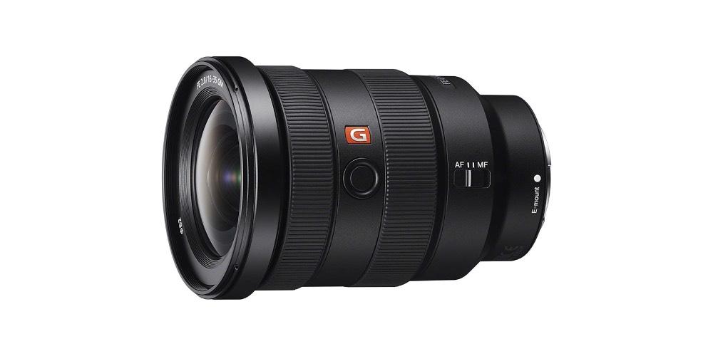 Sony Alpha FE 16-35mm f/2.8 GM Wide-Angle Zoom Lens Image