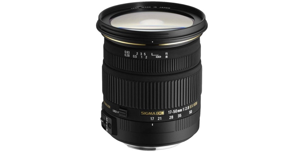 Sigma 17-50mm F/2.8 EX DC OS HSM FLD Large Aperture Standard Zoom Lens Image