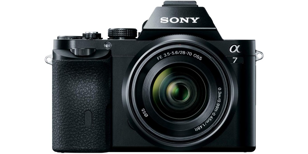 Sony a7k Full Compact Interchangeable Lens Digital Camera Image