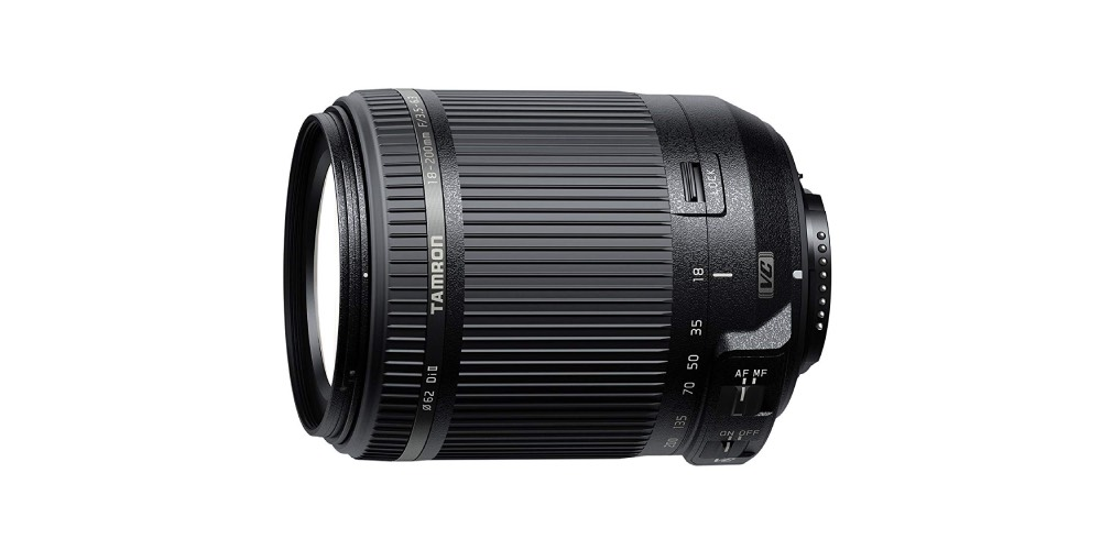 Tamron AF 18-200mm F/3.5-6.3 Di-II VC All-in-One Zoom for Nikon APS-C Digital SLR Image