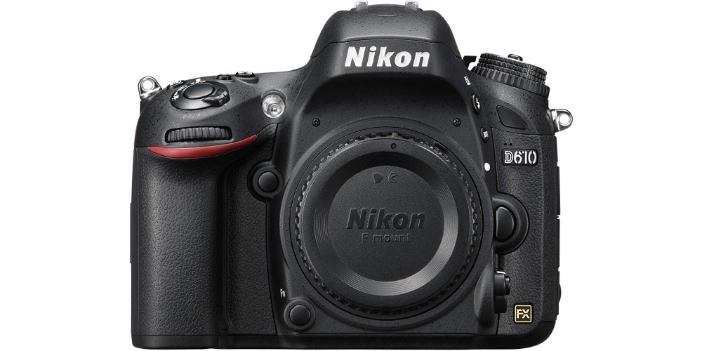 Nikon D610 Digital SLR Camera  Image