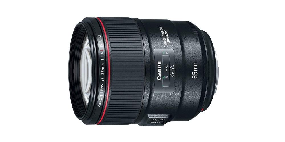Canon EF 85mm f/1.2L II USM Medium Telephoto Lens Image