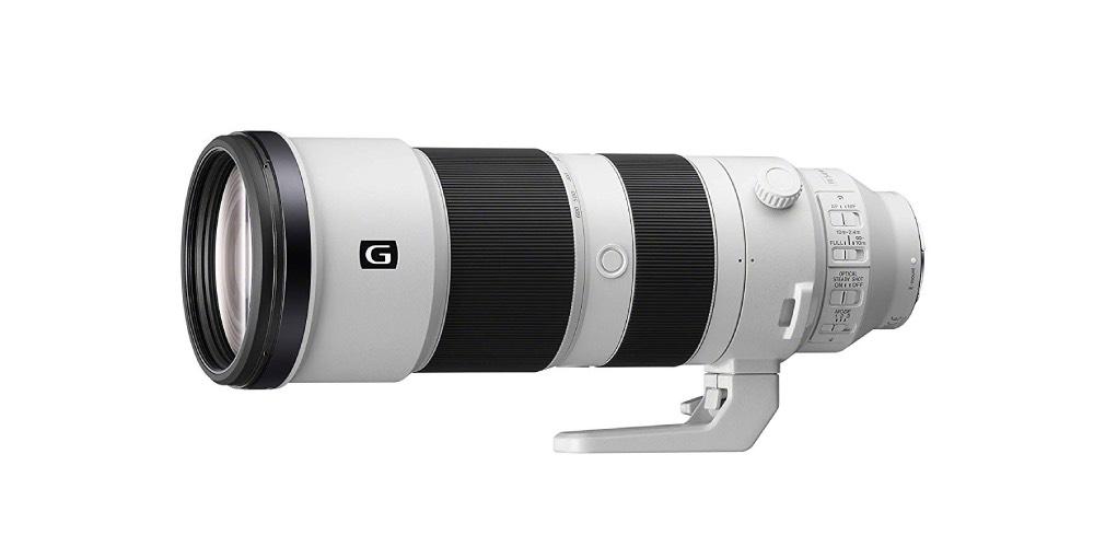Sony FE 200-600mm f5.6-6.3 G OSS Super Telephoto Zoom Lens Image