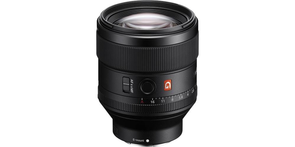 Sony 85mm f/1.4 Full-frame G Master Telephoto Prime Lens Image