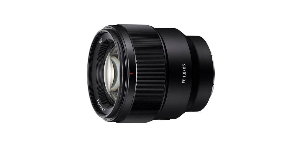 Sony FE 85mm f/1.8 Alpha Full-Frame E-Mount Fast Prime Lens Image