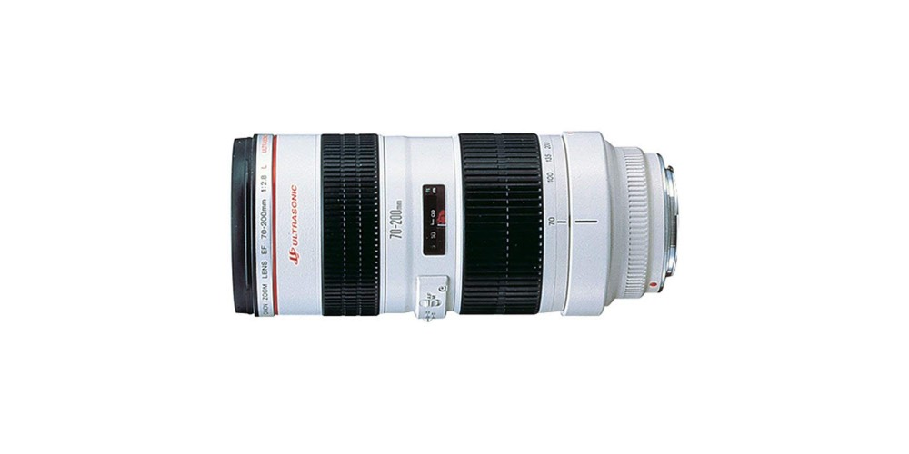 Canon EF 70-200mm f/2.8L USM Telephoto Zoom Lens Image
