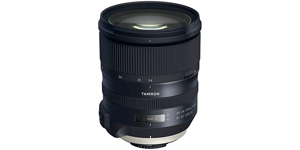 Tamron 24-70mm f/2.8 G2 Di VC USD Zoom Lens Image