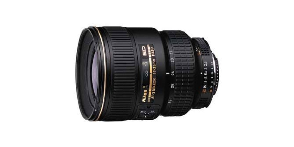 Nikkor 17-35mm f/2.8D IF-ED Image