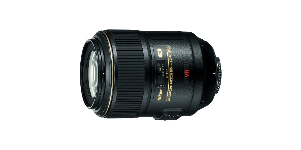 Nikkor 105mm f/2.8G IF-ED Lens Image