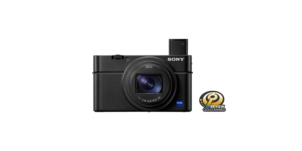 Sony RX100 VII Cyber-shot Digital Camera Image