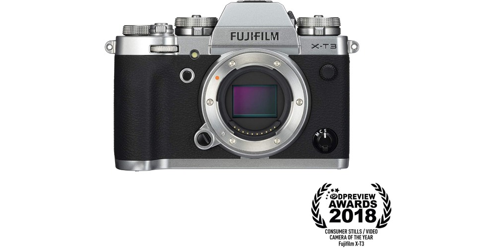 Fujifilm X-T3 Image