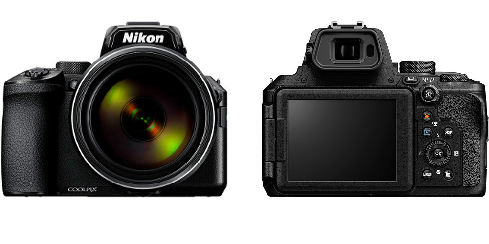 The new Nikon COOLPIX 950 Front and Back