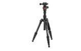 Oben CT-3535 Folding Carbon Fiber Travel Tripod Image 1