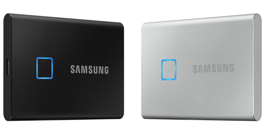 Portable SSD T7 Touch Image-1