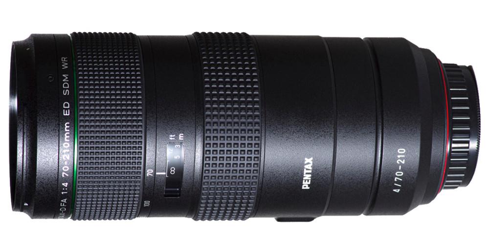 Pentax 70-210mm f/4 ED SDM WR Image-3