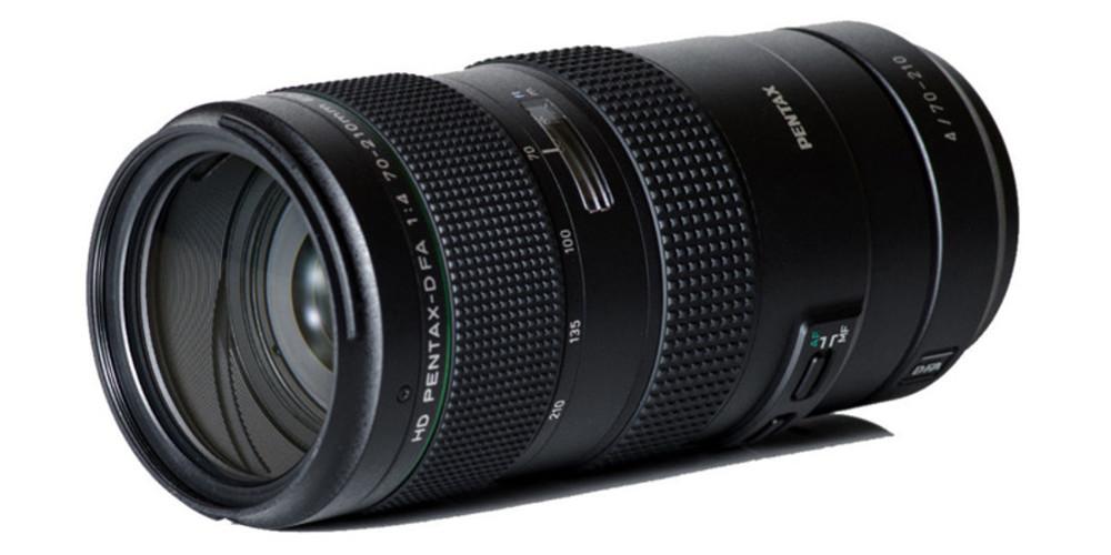 Pentax 70-210mm f/4 ED SDM WR Image-2