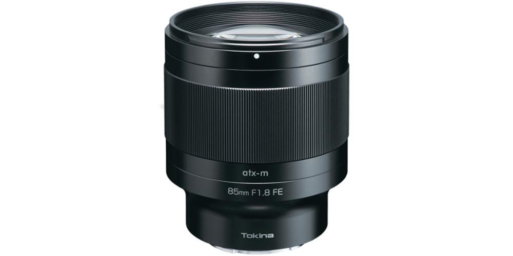 Tokina atx-m 85mm f/1.8 FE lens Image-1