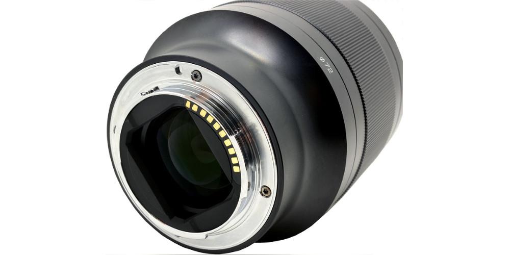 Tokina atx-m 85mm f/1.8 FE lens Image-3