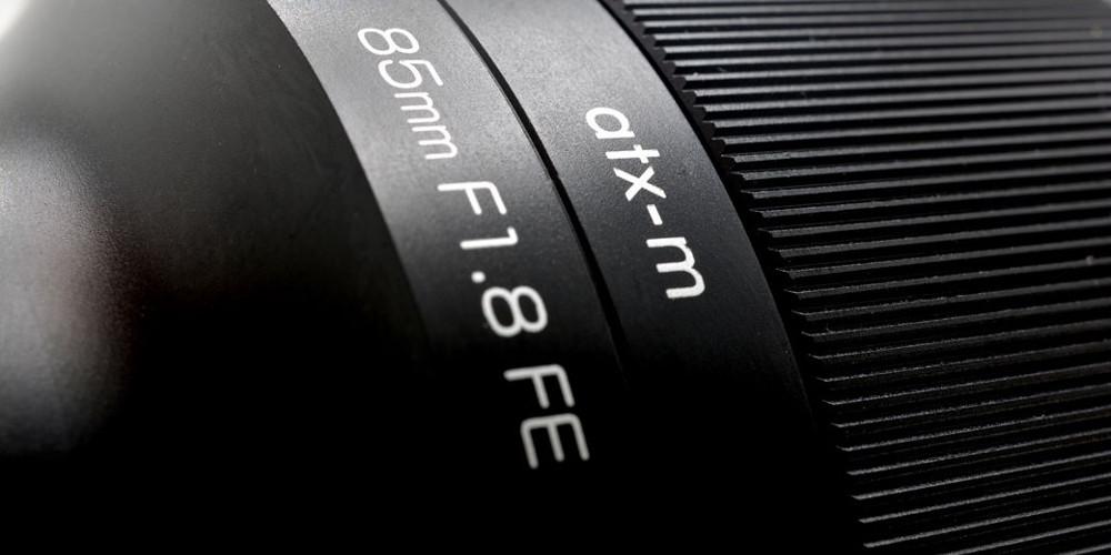 Tokina atx-m 85mm f/1.8 FE lens Image-2