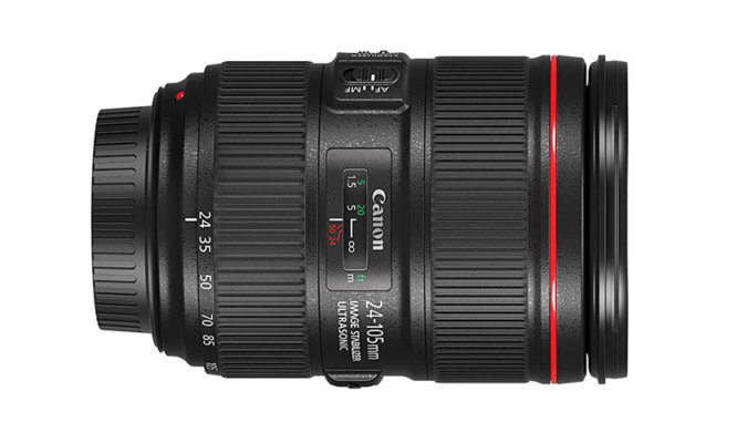 Canon EF 24-105mm f/4L IS USM II Image 1