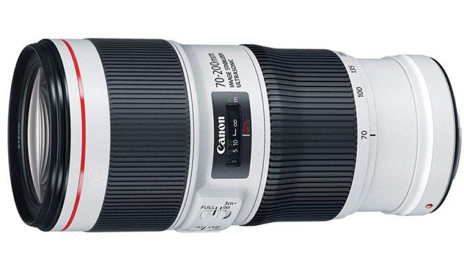 Canon EF 70-200mm f/4L IS USM II Image 1