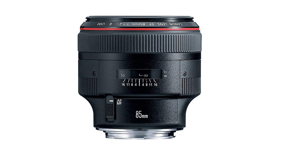Canon EF 85mm f/1.2L II USM Image 2