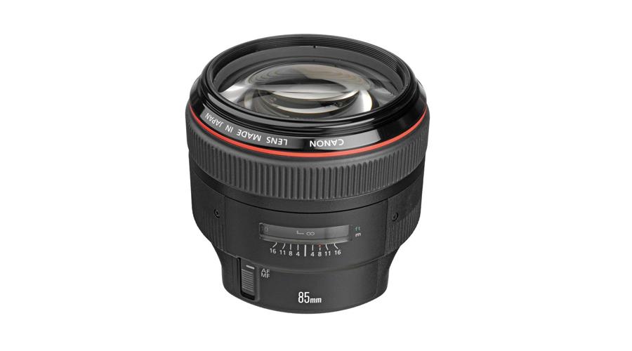 Canon EF 85mm f/1.2L II USM Image 3