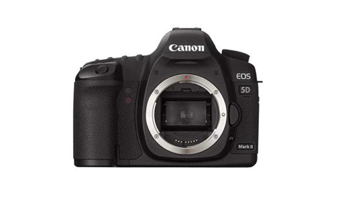 Canon EOS 5D Mark II Image-1