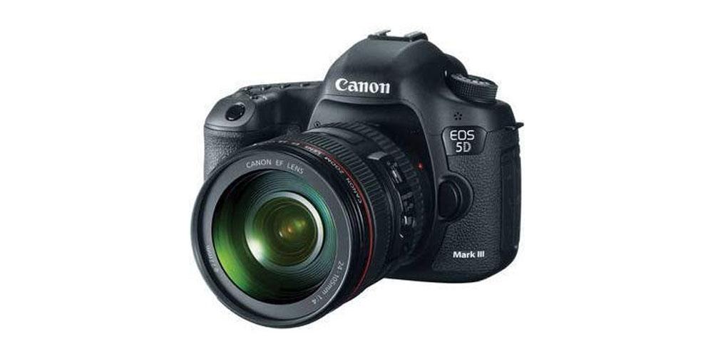 Canon EOS 5D Mark II Image 2