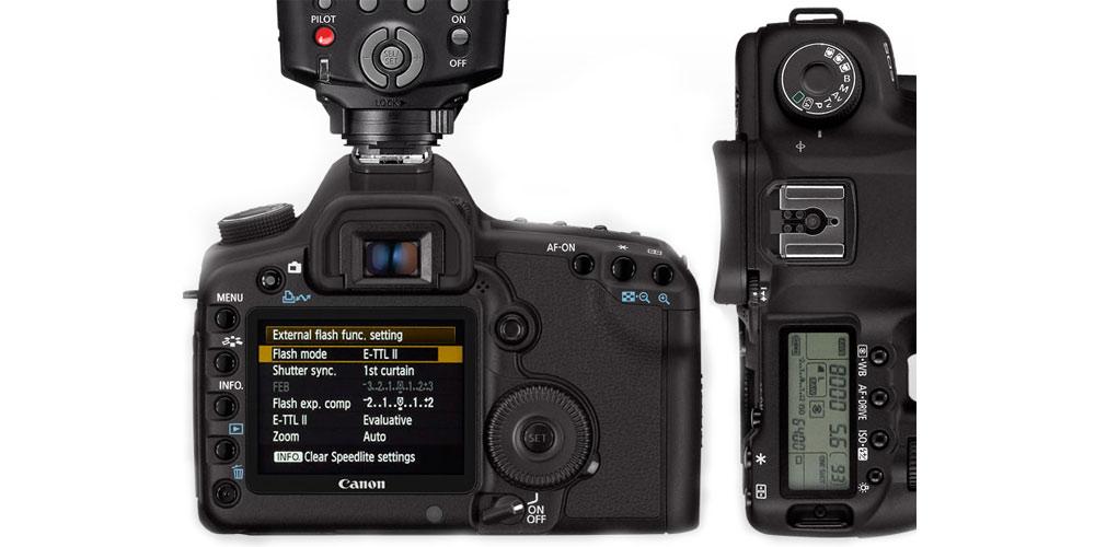 Canon EOS 5D Mark II Image 3