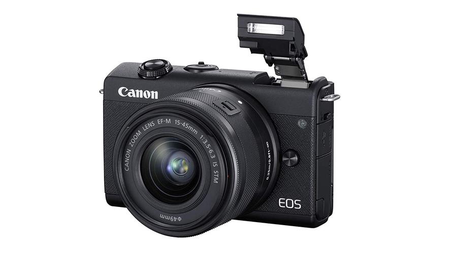 Canon EOS M200 Image 2