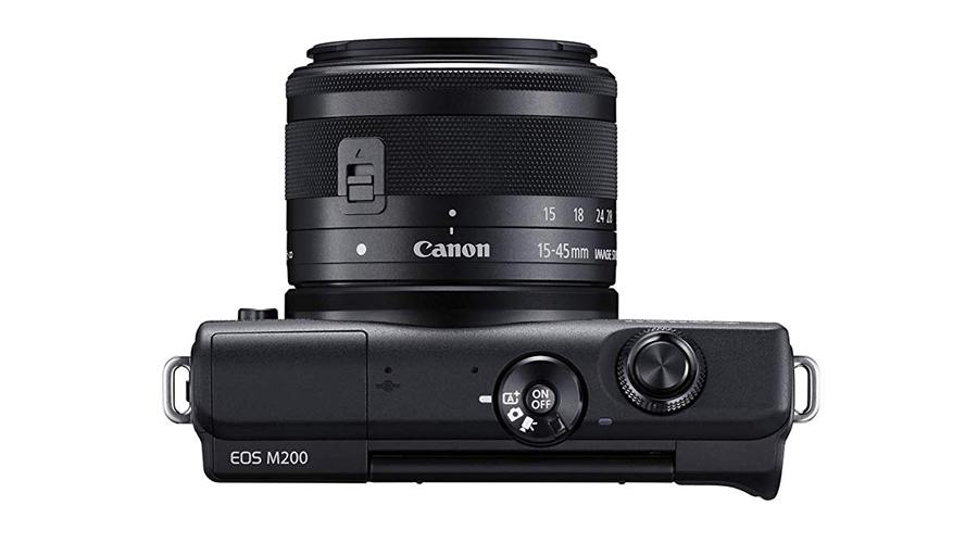 Canon EOS M200 Image 4