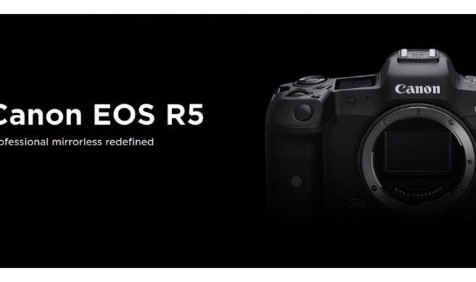 Canon EOS R5 Image-1