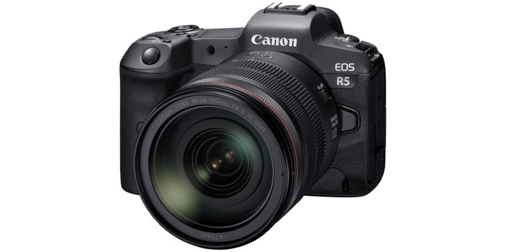 Canon EOS R5 Image-2