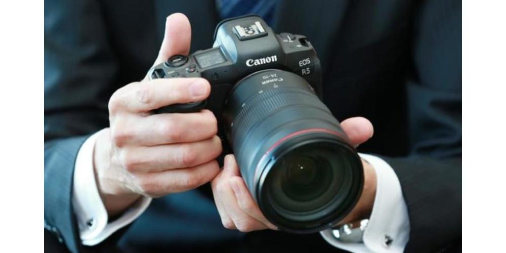 Canon EOS R5 Image-3