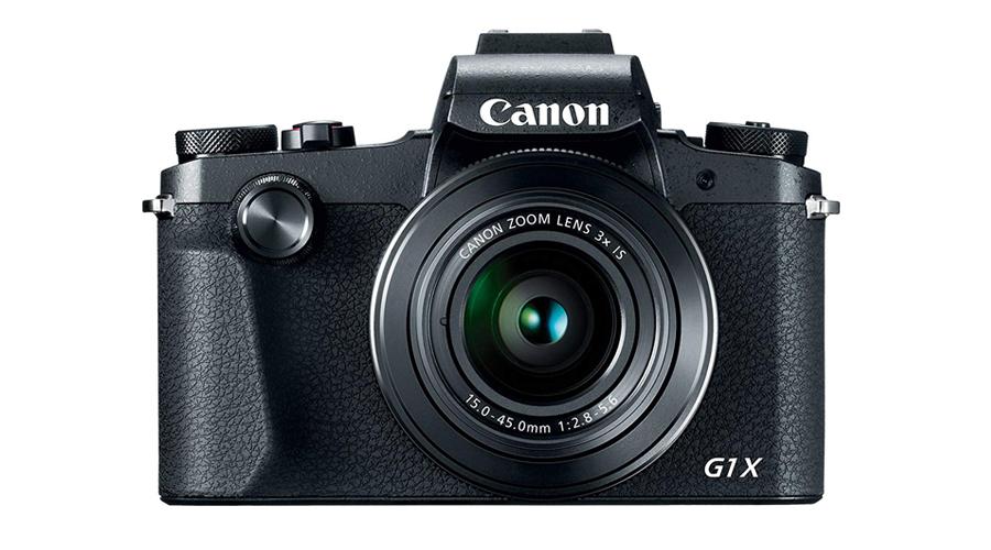 Canon PowerShot G1 X Image 1