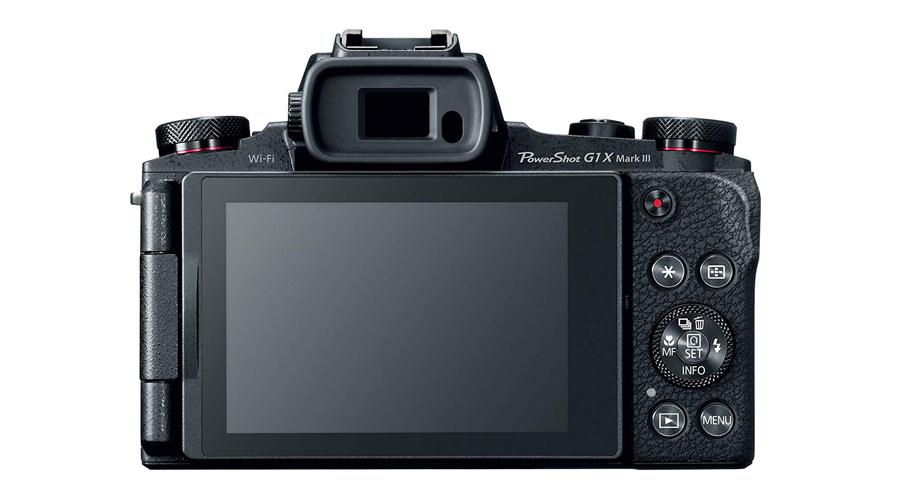 Canon PowerShot G1 X Image 2