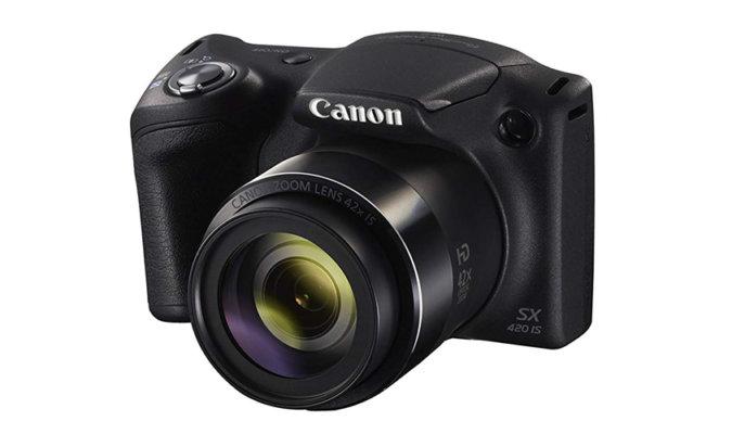 Canon PowerShot SX420 Image 1