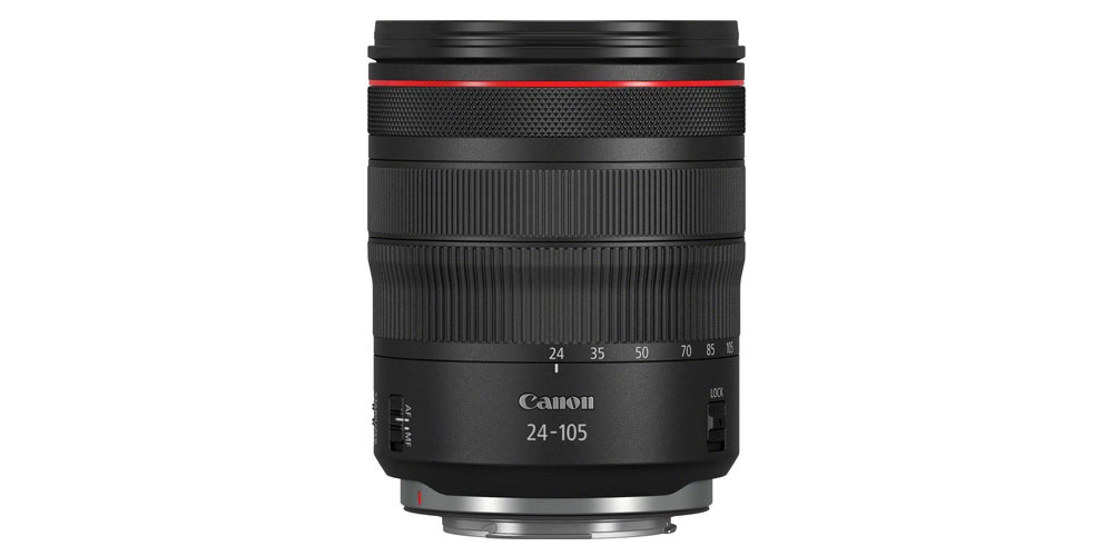Canon RF 24-105mm f4 IS USM
