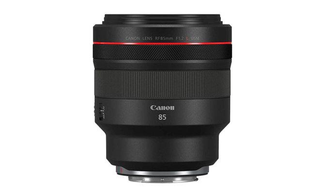 Canon RF 85mm f/1.2L USM Image 3