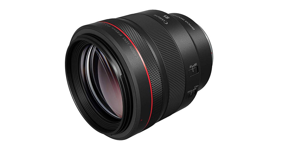 Canon RF 85mm f/1.2 L USM DS Image 1