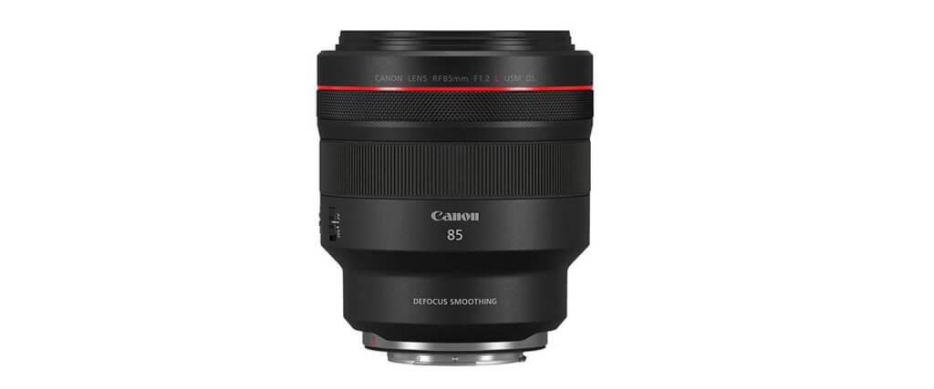 Canon RF 85mm f/1.2 L USM DS Image 3