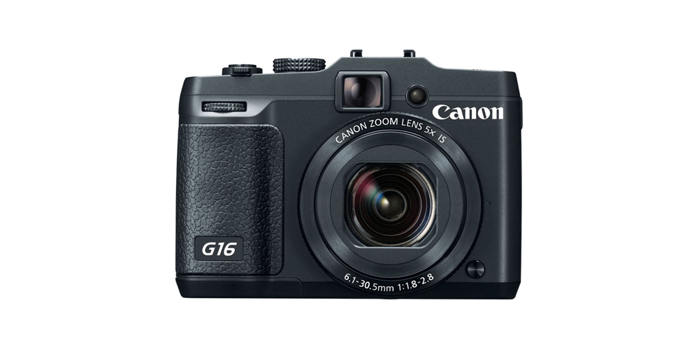 Canon PowerShot G16 Image