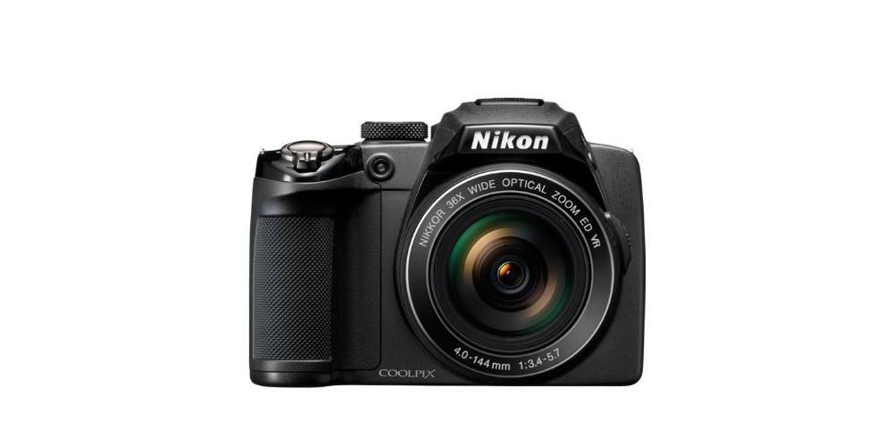 Nikon Coolpix P500 Image