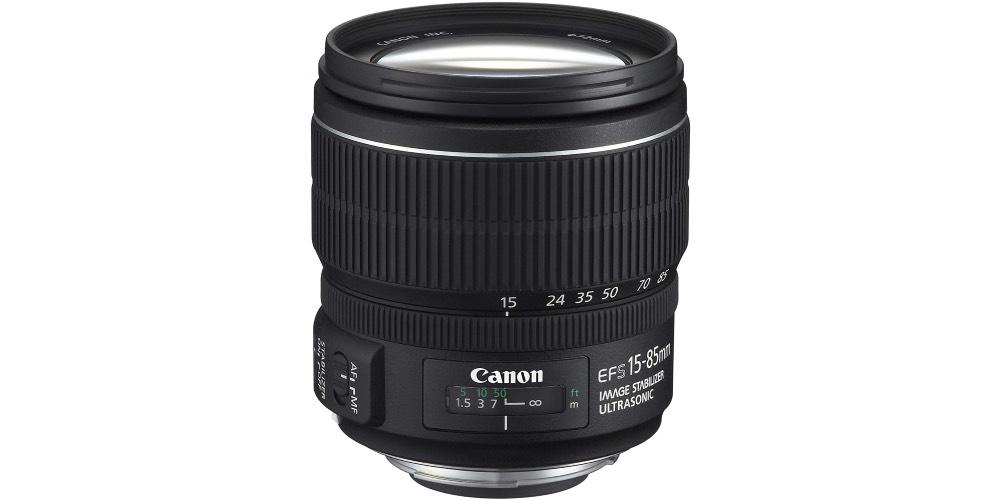 Canon EF-S 15-85mm F/3.5-5.6 Image