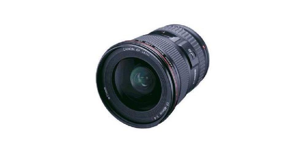 Canon EF 17-40mm F/4L USM Image