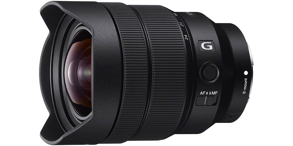 Sony Alpha FE 12-24mm F4 G Ultra Wide-angle Zoom Lens Image