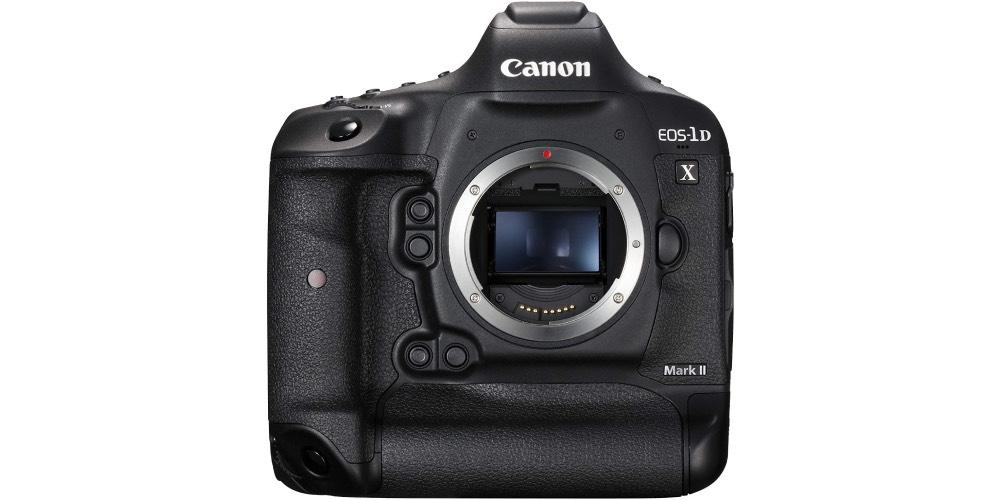 Canon EOS 1 Dx Mark II Image