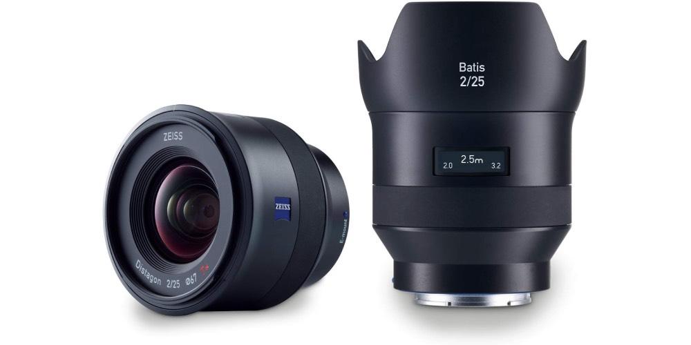 Zeiss Batis 25mm f/2 Lens Image